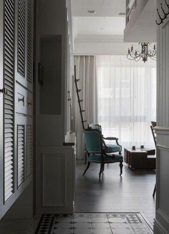 110平米三室两厅混搭风格玄关装修图片大全