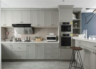 140平米四室三厅北欧风格厨房装修图片大全