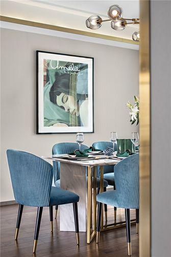 90平米公寓混搭风格餐厅图片