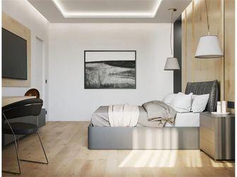 110平米四室一厅北欧风格卧室设计图