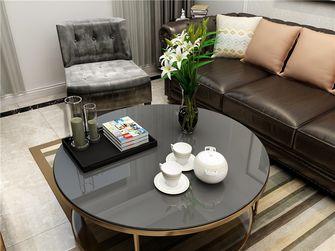 70平米美式风格客厅装修效果图