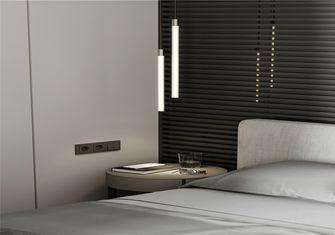 70平米公寓现代简约风格卧室装修图片大全