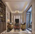 140平米三室四厅中式风格客厅装修效果图