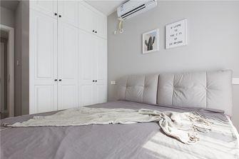 100平米三室两厅欧式风格卧室设计图