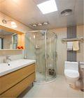 60平米公寓混搭风格卫生间图