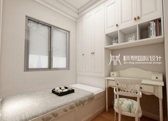 10-15万90平米三室两厅现代简约风格卧室图