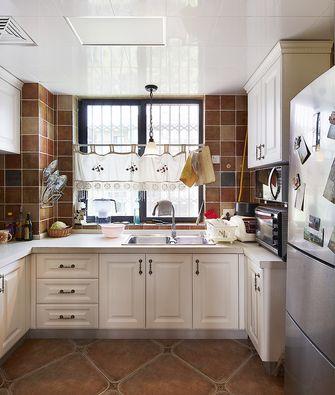 5-10万80平米混搭风格厨房效果图