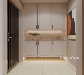 130平米三室两厅中式风格玄关图片大全