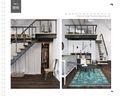 经济型80平米公寓现代简约风格楼梯装修图片大全
