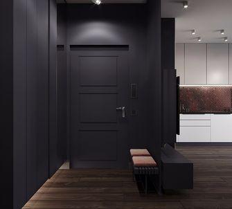 60平米新古典风格客厅图