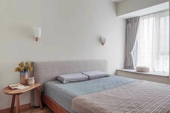 90平米三室三厅宜家风格卧室设计图