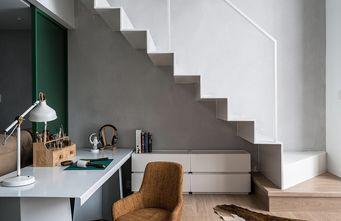 60平米一室一厅混搭风格楼梯间装修图片大全