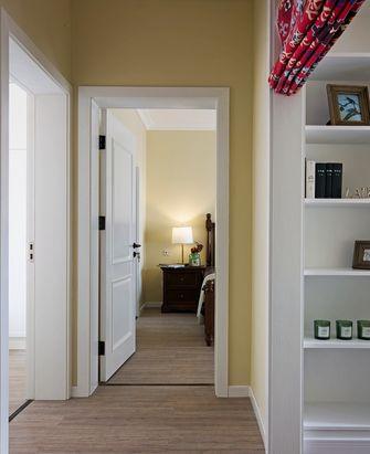 90平米混搭风格走廊欣赏图