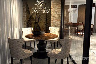 100平米复式新古典风格餐厅图片