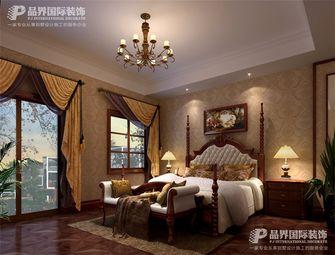 140平米别墅地中海风格卧室图片