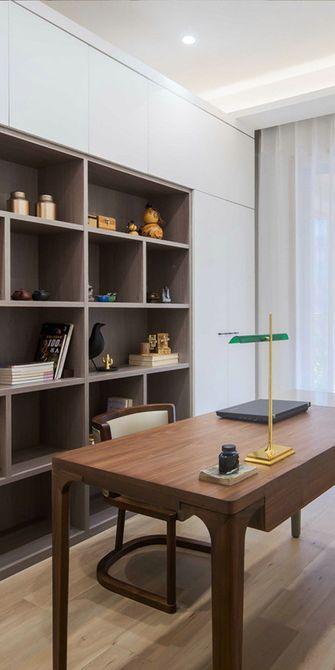 140平米三室一厅宜家风格书房效果图