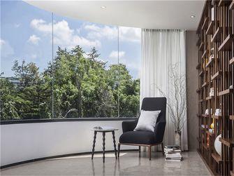 140平米别墅中式风格阳台欣赏图