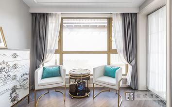 140平米别墅法式风格阳台设计图