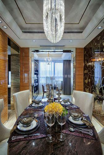 120平米三新古典风格餐厅图片大全