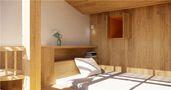 60平米一居室日式风格阁楼装修图片大全