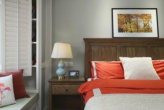 60平米一室两厅美式风格卧室图片