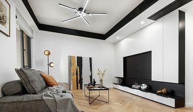 100平米三室一厅宜家风格客厅装修效果图