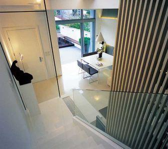 豪华型140平米别墅现代简约风格楼梯图片大全