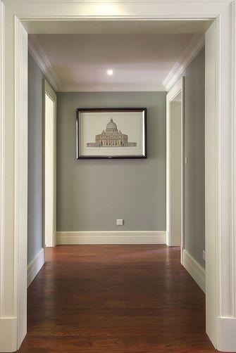 英伦风格走廊欣赏图