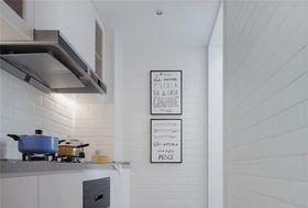 120平米北歐風格廚房圖片大全