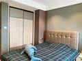 130平米三室一厅中式风格儿童房设计图