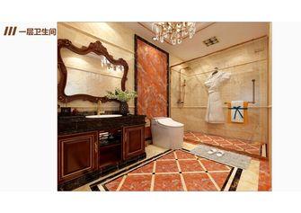 140平米别墅新古典风格卫生间设计图