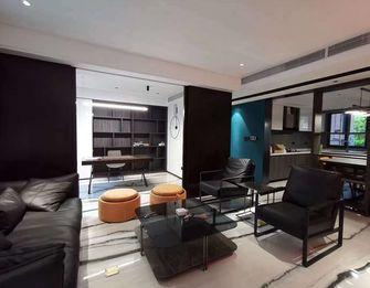 140平米四现代简约风格客厅装修案例