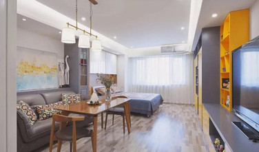 40平米小户型其他风格客厅设计图