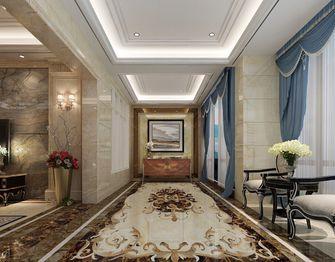 120平米三室两厅新古典风格走廊图片大全