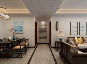 富裕型130平米三室两厅新古典风格走廊图片大全