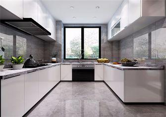 130平米三室两厅中式风格厨房装修图片大全