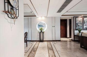 140平米三室两厅中式风格走廊设计图