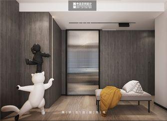 140平米三室两厅现代简约风格衣帽间图片
