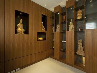 120平米三室两厅中式风格储藏室图片大全