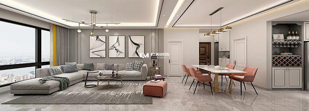 140平米四室两厅其他风格餐厅设计图