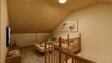 140平米复式北欧风格阁楼图片