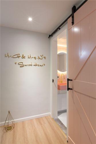 90平米三室两厅北欧风格卫生间装修效果图