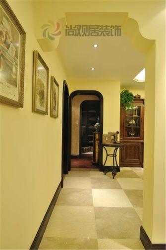 5-10万100平米三室两厅东南亚风格走廊装修图片大全