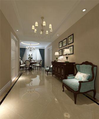 140平米四室两厅美式风格餐厅效果图