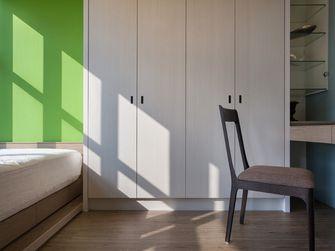 120平米复式日式风格卧室装修效果图