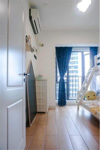 110平米三室两厅北欧风格儿童房欣赏图