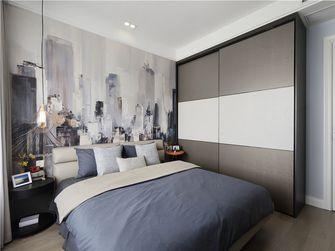 100平米三室一厅宜家风格卧室装修案例