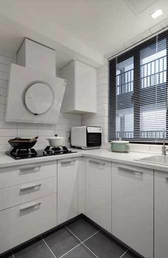 日式风格厨房装修案例