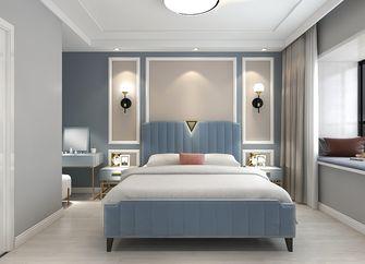 90平米三室两厅宜家风格卧室欣赏图