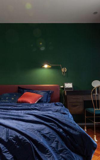 90平米三东南亚风格卧室装修案例